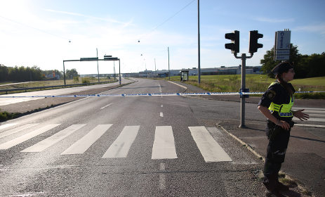 Four dead in Gothenburg explosion at roundabout