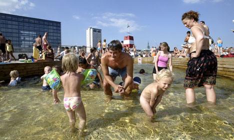 Copenhagen best Nordic family destination