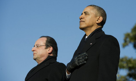 French hold positive view of United States
