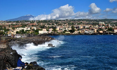 Dutch tourist in Sicily homophobic attack