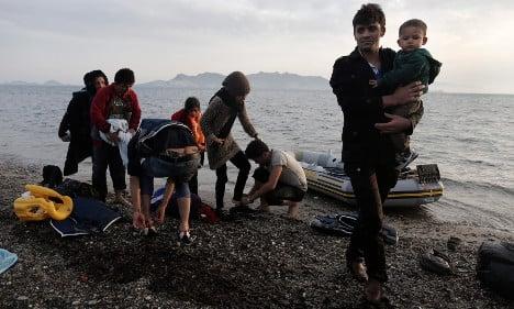 EU border boss plans Greek coast intervention