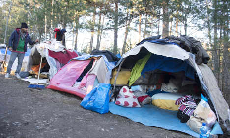 Nordic Roma beggars 'not run' by crime groups