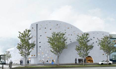 Copenhagen to get new mega-mosque