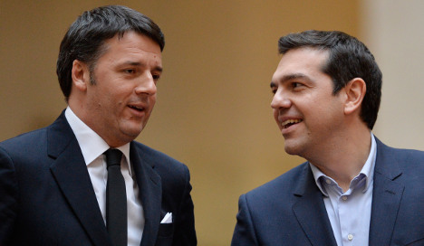 'Greek referendum is a vote on euro': Renzi
