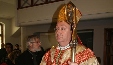 Norway sends Catholic church $5m bill