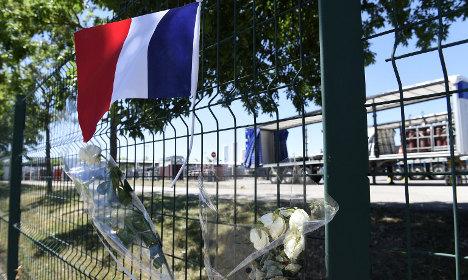 French terror suspect 'denies religious motives'