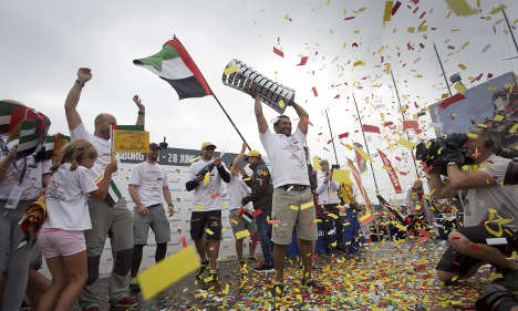 British sailor wins rare double in Gothenburg