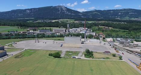 Biogen announces billion-franc drugs plant
