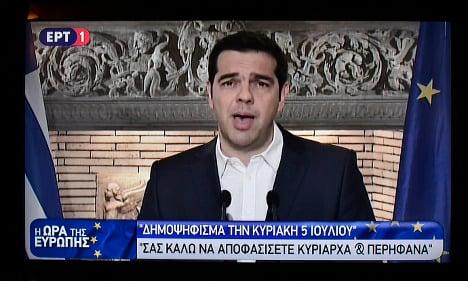 Greece edges closer to default catastrophe
