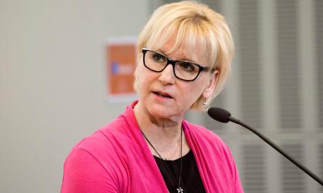 Swedish minister slams UN over abuse leak case