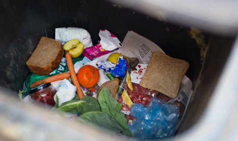 Germans waste 18m tonnes of food yearly