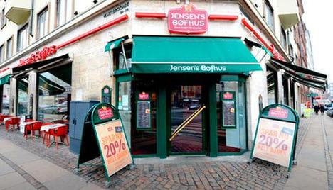 Danish chain hit for hogging 'Jensen' name