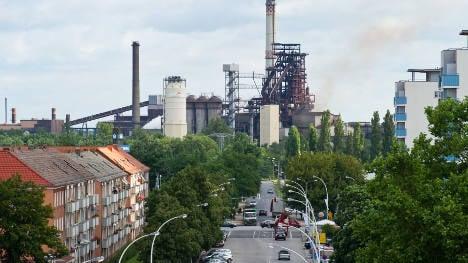 East German economy still lagging, study finds