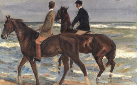 Nazi-stolen painting fetches €2.7m at auction