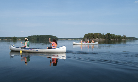 Foreign tourism boom boosts jobs in Sweden