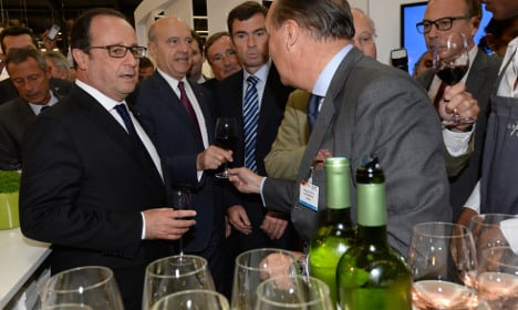 French tipples bag most awards at world wine fair