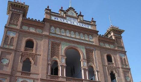 Madrid city hall gives up coveted bullfighting box