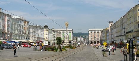 Police arrest 'serial bank robber' in Linz