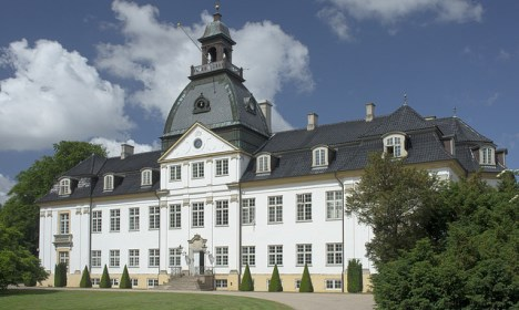 Rent your own Danish castle