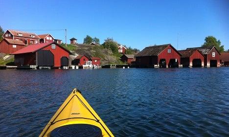 Harstena: Life on Sweden's secret islands