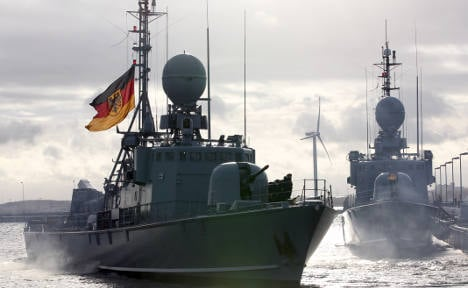Nato warns Germany: pay your fair share