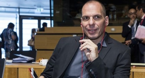 Greek minister slams Swiss over tax evasion