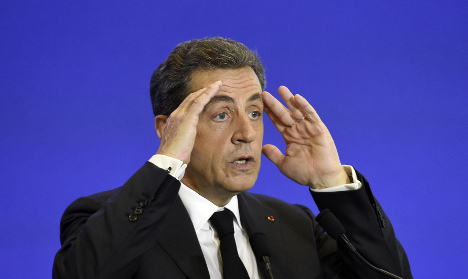Sarkozy in hot water over migrant remarks