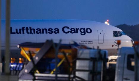 First Germanwings crash victims' bodies returned