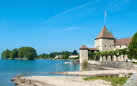 'Ramadan faster' drowns off Lake Geneva beach