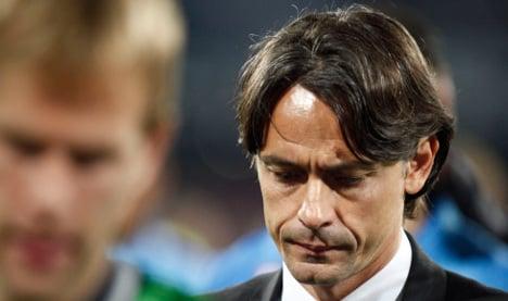 AC Milan sack Filippo Inzaghi as coach
