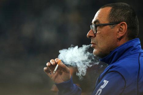 Sarri replaces Benitez at Napoli