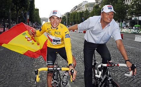 Danish cycling legend Riis aware of doping