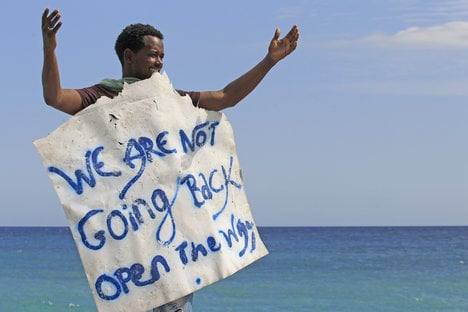 Italy-France migrant stand-off opens EU rift
