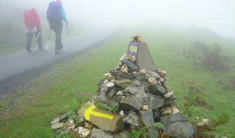 Update: Brit missing on pilgrim route turns up