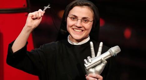 Belgian gets boot for stalking singing nun