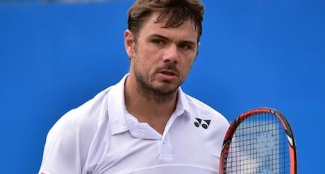 Wawrinka advances after Sousa win in three sets