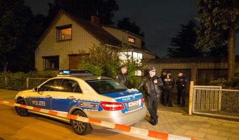 Hamburg homeowner shoots intruder dead