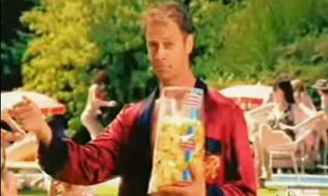 Italy's five most outrageous adverts