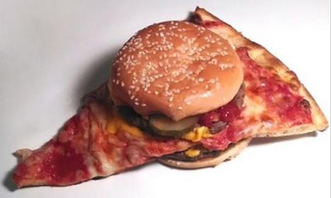 Italo-American cuisine mocked on Facebook