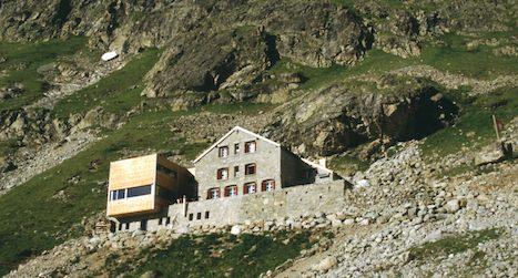 Two German climbers die in Graubünden Alps