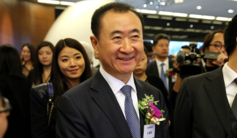 Chinese property giant eyes Madrid investment