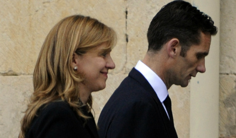 Infanta Cristina flogs mansion to raise bail