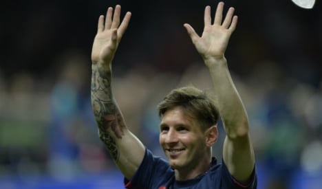 Messi will face trial over €4.6 million tax fraud