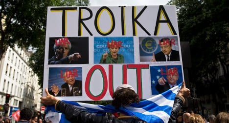 Greece summit: French say 'non' to a Grexit
