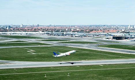 Security alert grounds plane in Copenhagen