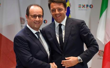 Renzi: Greece, EU should accept 'win-win accord'