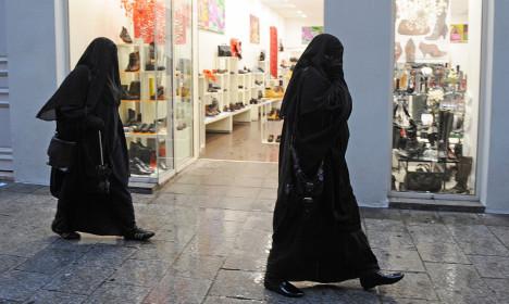 Uproar as Muslim store brings in 'men only' days