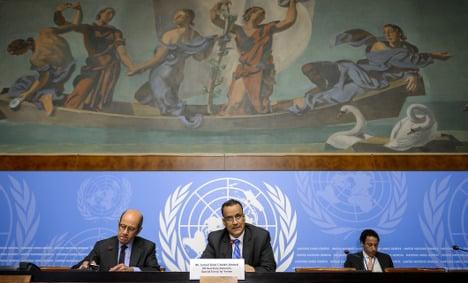 Yemen talks in Geneva reach stalemate