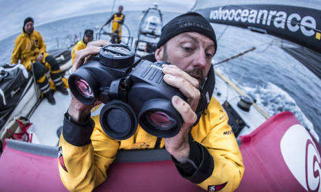 British sailor on verge of Gothenburg double