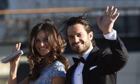 Swedish prince to marry former reality TV star